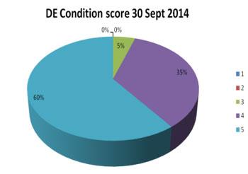 Condition Score : DE - September